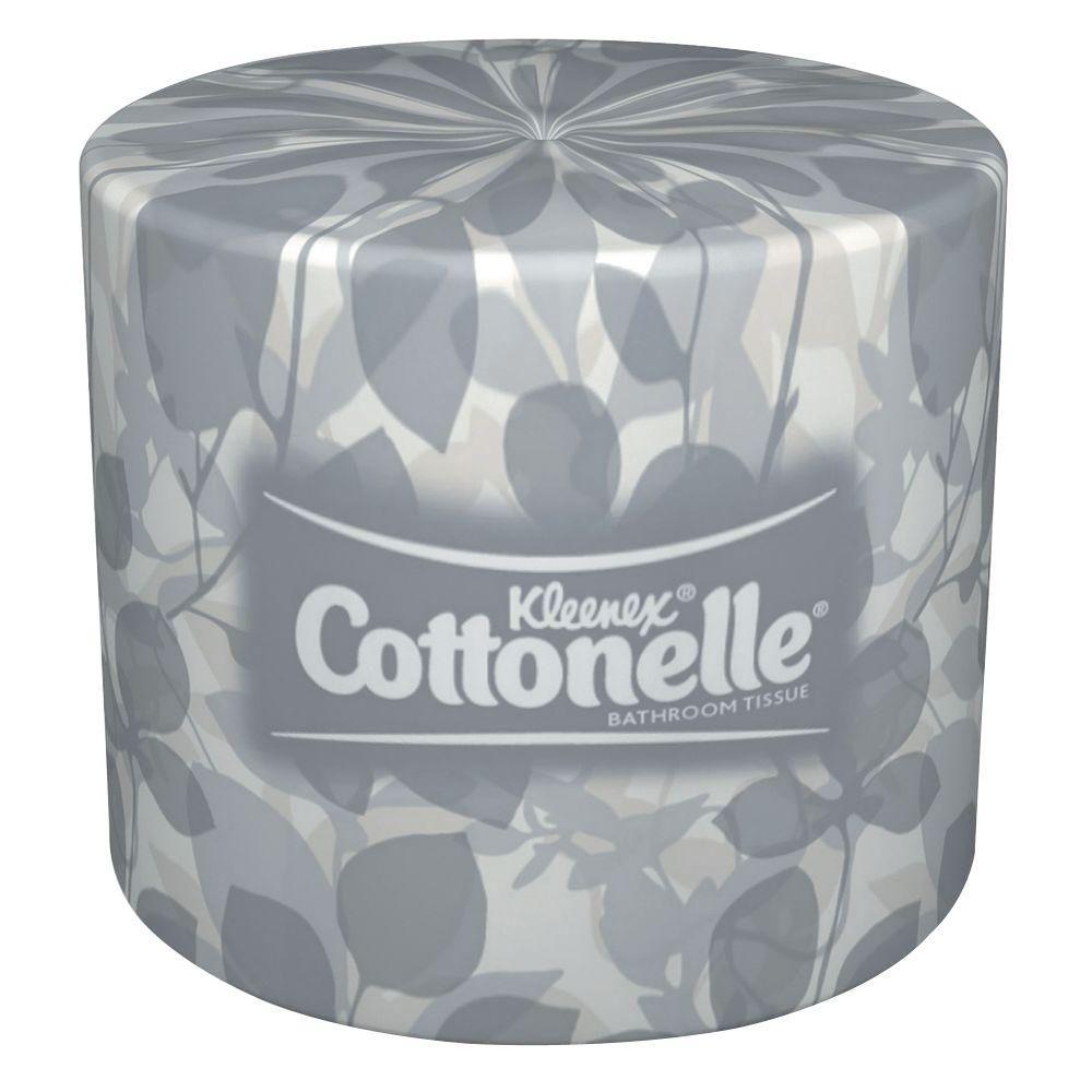 Cottonelle White 2-Ply Bathroom Tissue (Case of 60)