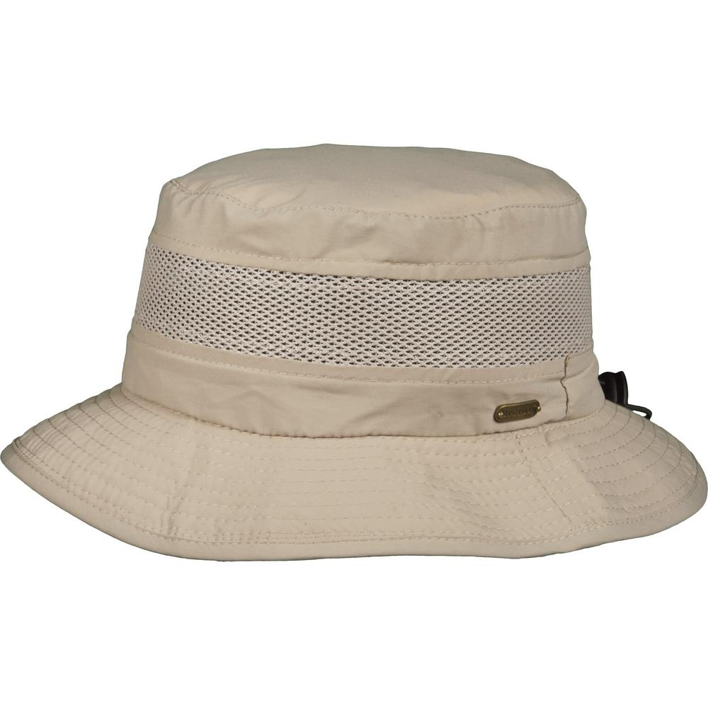 e3e73405 Stetson Insect Shield Flap Boonie-STC199-KAKI2 - The Home Depot
