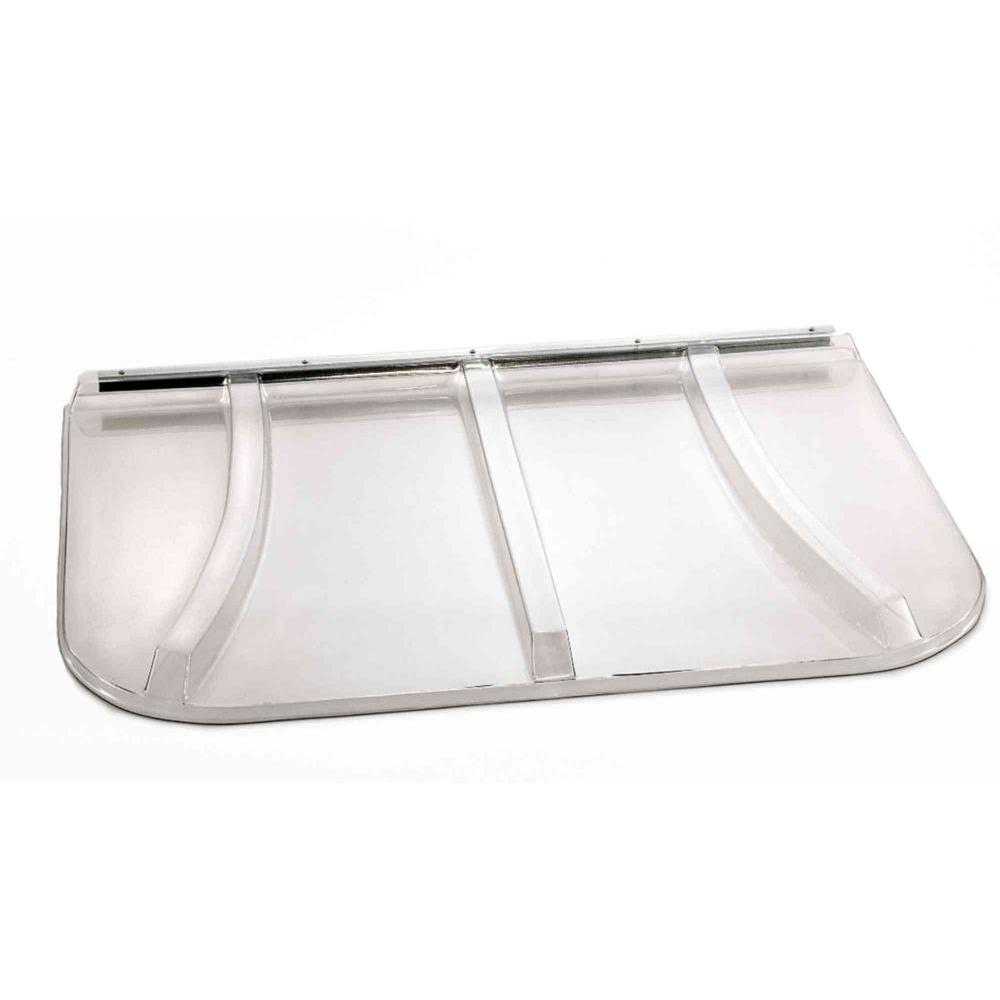 Universal Fit Polycarbonate Window Well Cover