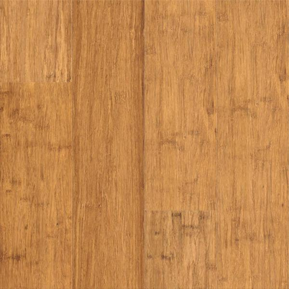 Mocha 9/16 in. T x 5.11 in. W x 72 in. L Solid Wide TG Bamboo Flooring (25.60 sq. ft/case)