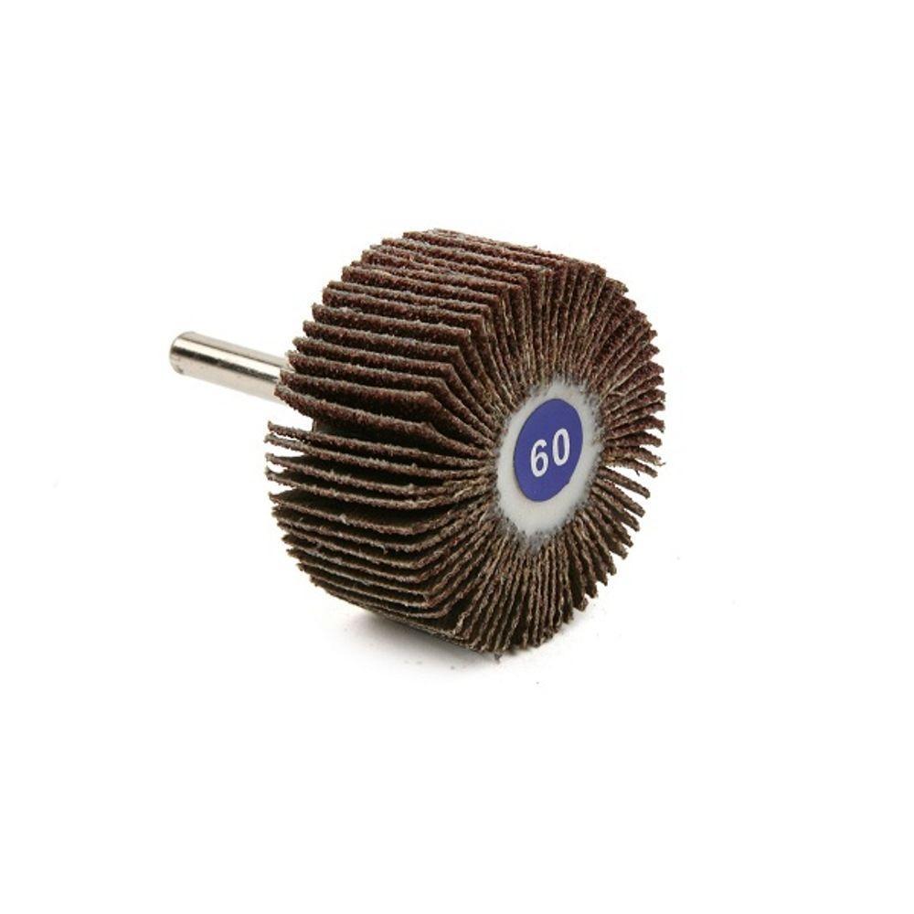 2 in. x 1 in. 60-Grit MTD Flap Wheel