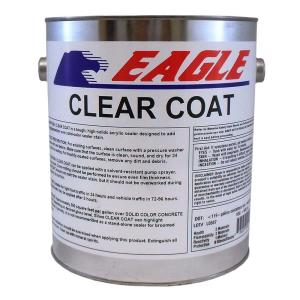 Eagle 1 Gal Clear Coat High Gloss Oil Based Acrylic