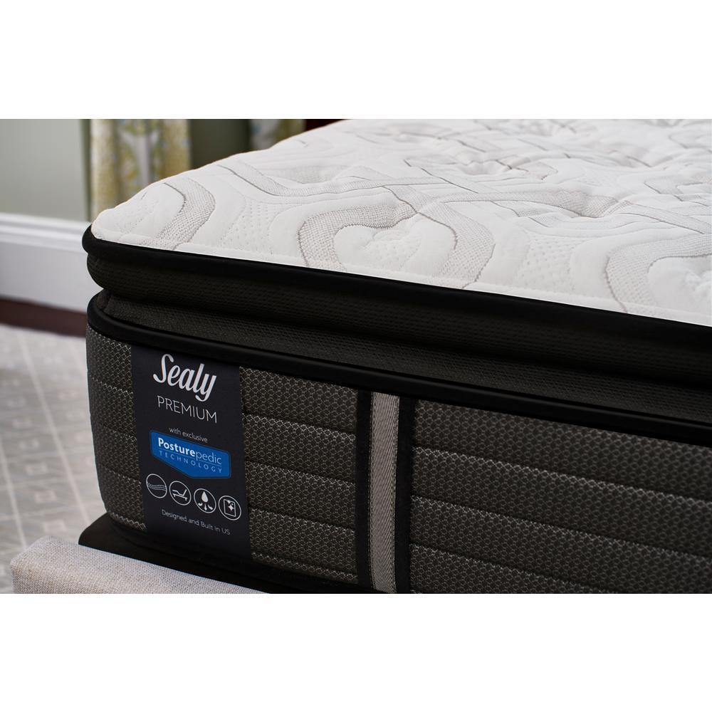 Sealy Response Premium 14 In Full Plush Euro Pillowtop
