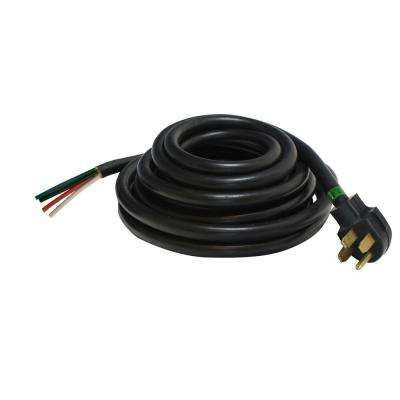 25 ft. 50 Amp RV Non Detachable RV Cord