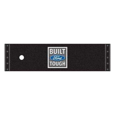 Built Ford Tough 18 in. x 72 in. Practice Putting Runner