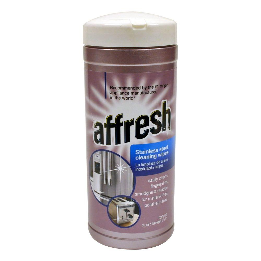 Affresh Stainless Steel Cleaning Wipes (35-Count)