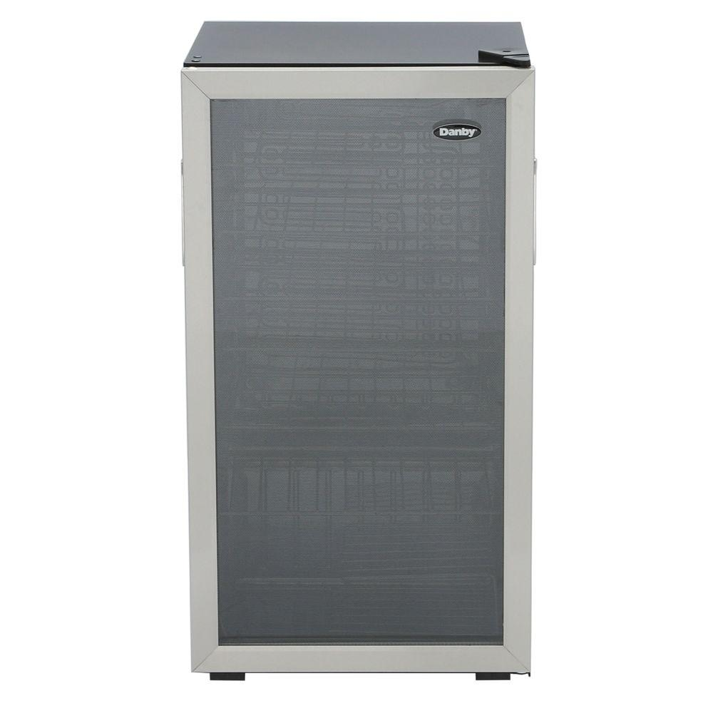 Danby 18 in. 36-Bottle Wine Cooler with One Temperature Zone