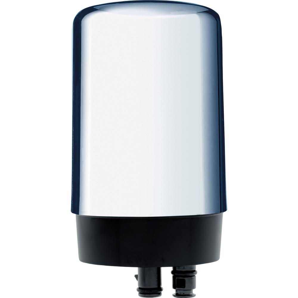 Brita Faucet-Mount Replacement Water Filter in Chrome-6025842617 ...