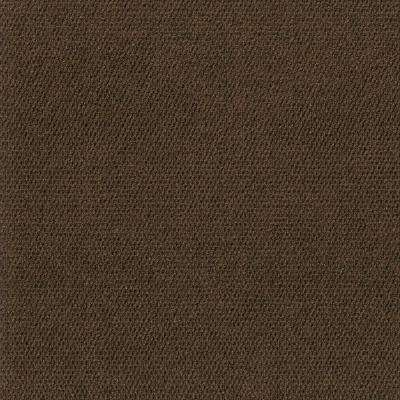 First Impressions Mocha Hobnail Texture 24 in. x 24 in. Carpet Tile (15 Tiles/Case)