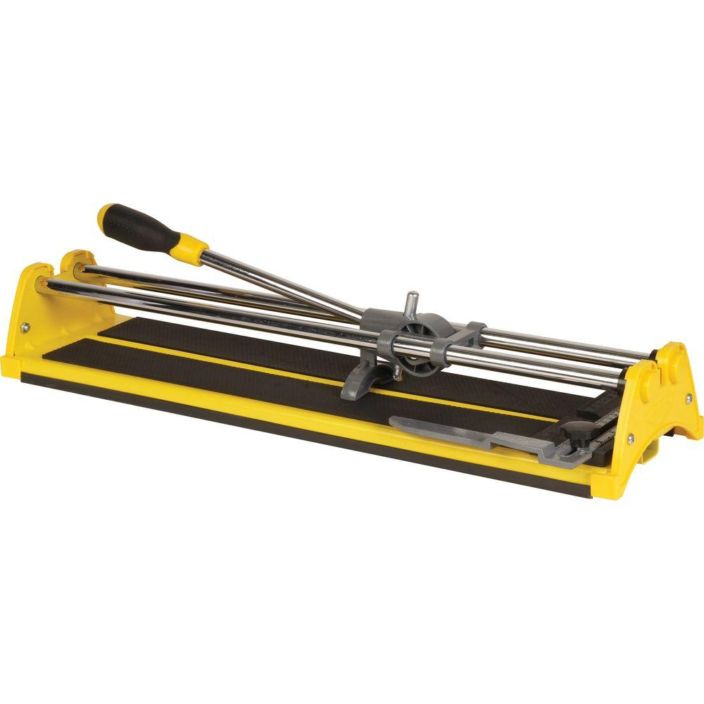 Qep 21 In Ceramic Tile Cutter 10221q The Home Depot