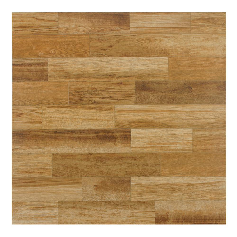 Merola tile alpino caoba 17 3 4 in x 17 3 4 in ceramic floor and wall tile sq ft Tile ceramic flooring