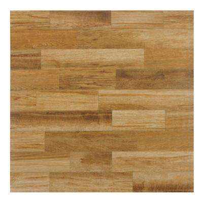Alpino Caoba 17-3/4 in. x 17-3/4 in. Ceramic Floor and Wall Tile (17.63 sq. ft. / case)