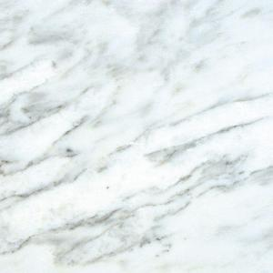 White Marble Flooring ms international greecian white 12 in. x 12 in. honed marble floor