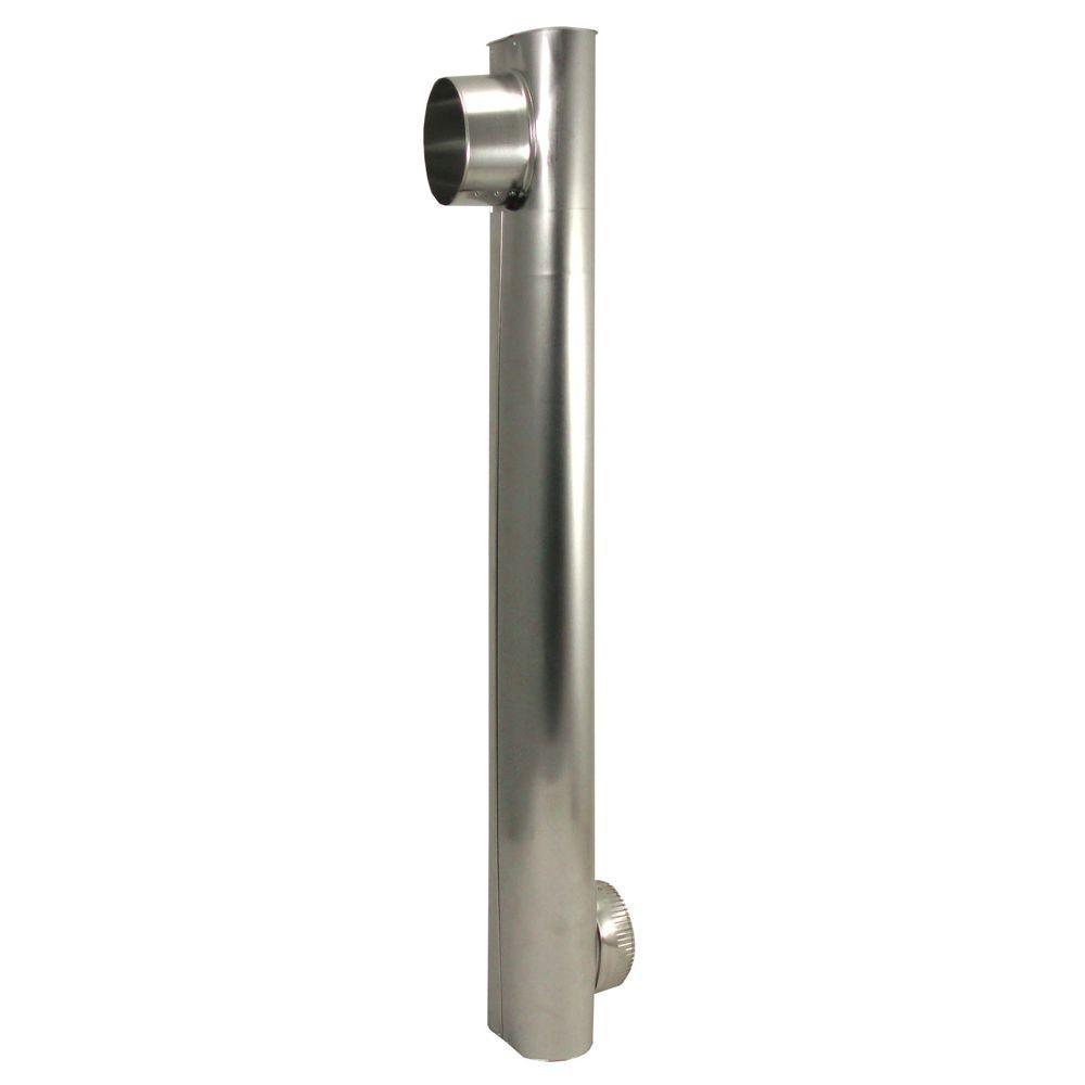 Everbilt Adjustable Aluminum Dryer Duct Daf2hd The Home