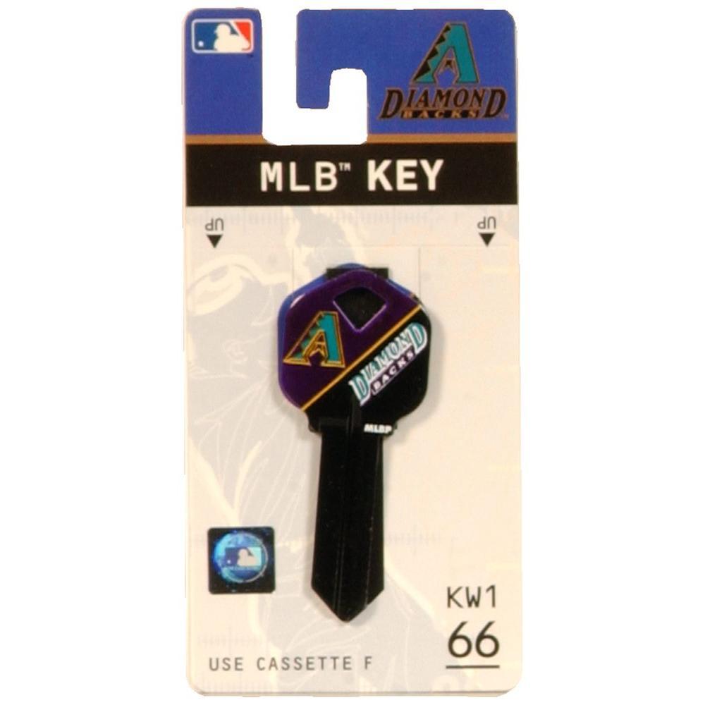 #66 Arizona Diamondbacks MLB House Key