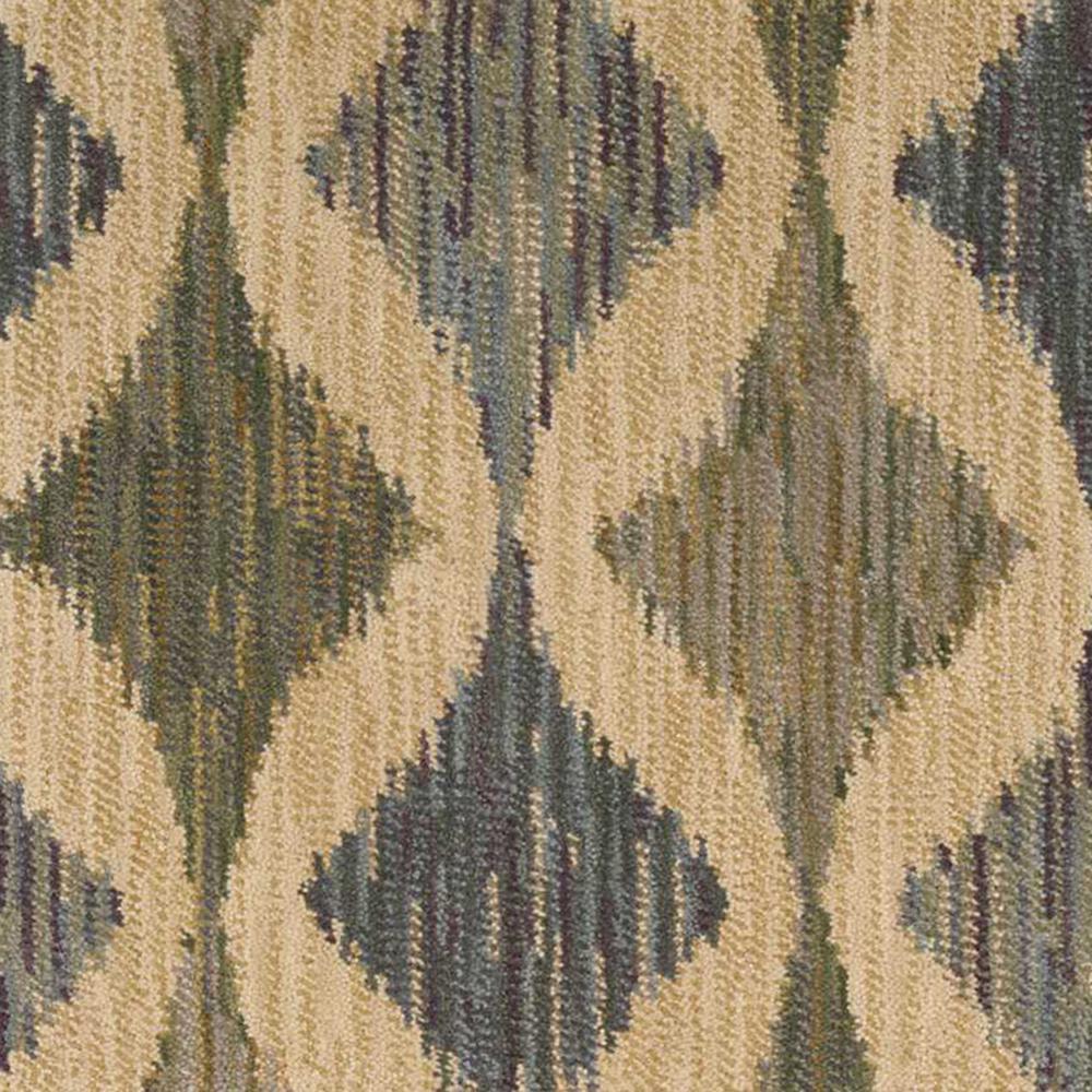 Wandering Highway - Color Marine Texture 13 ft. 2 in. Carpet