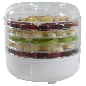 AmeriHome 5-Tray Electric Food Dehydrator by AmeriHome