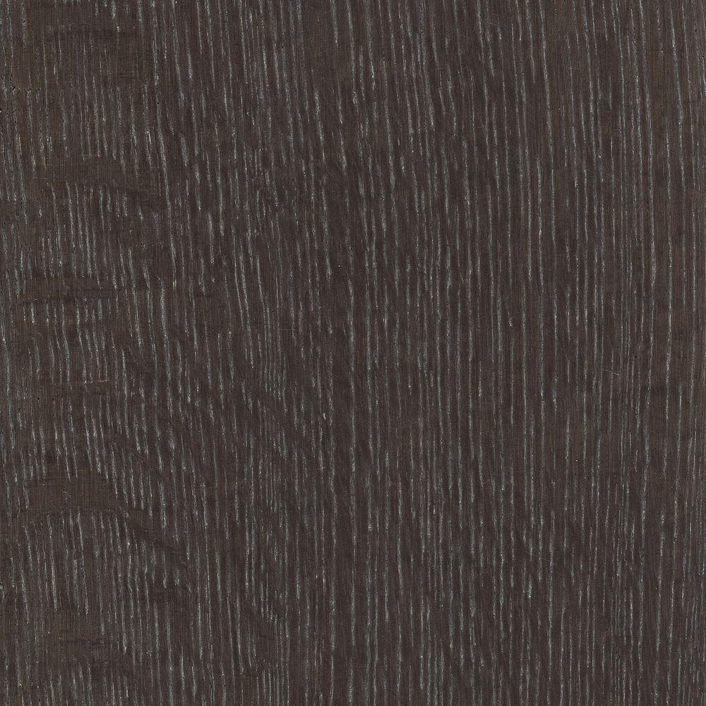 Take Home Sample - Wire Brushed Oak Lindwood Hardwood Flooring - 5 in. x 7 in.