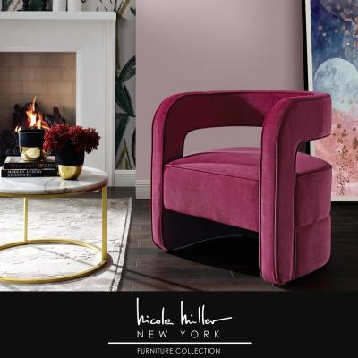 Pink - Accent Chairs - Chairs - The Home Depot