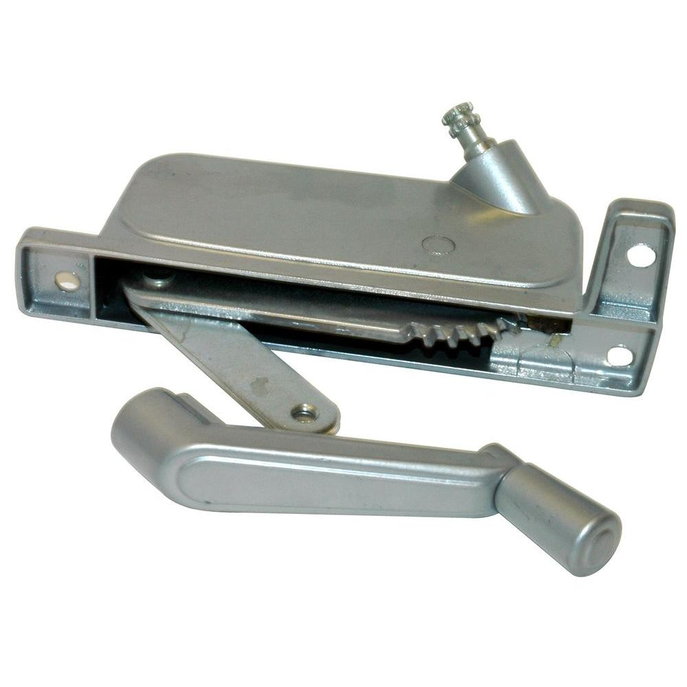 Silver Right Hand Awning Window Operator For Keller
