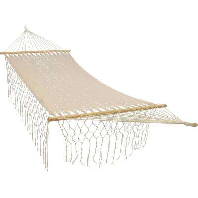 American Style 13 ft. Mayan Spreader Bar Hammock in Natural