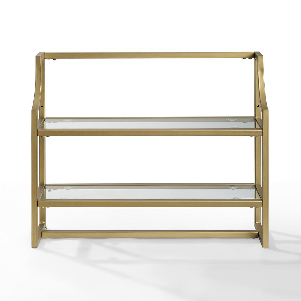 Wall Shelf In Soft Gold Cf6204 Gl