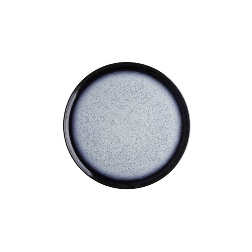 Halo Stoneware Round Platter