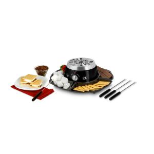 KALORIK 2-in-1 Chocolate Fondue and S'Mores Maker by KALORIK