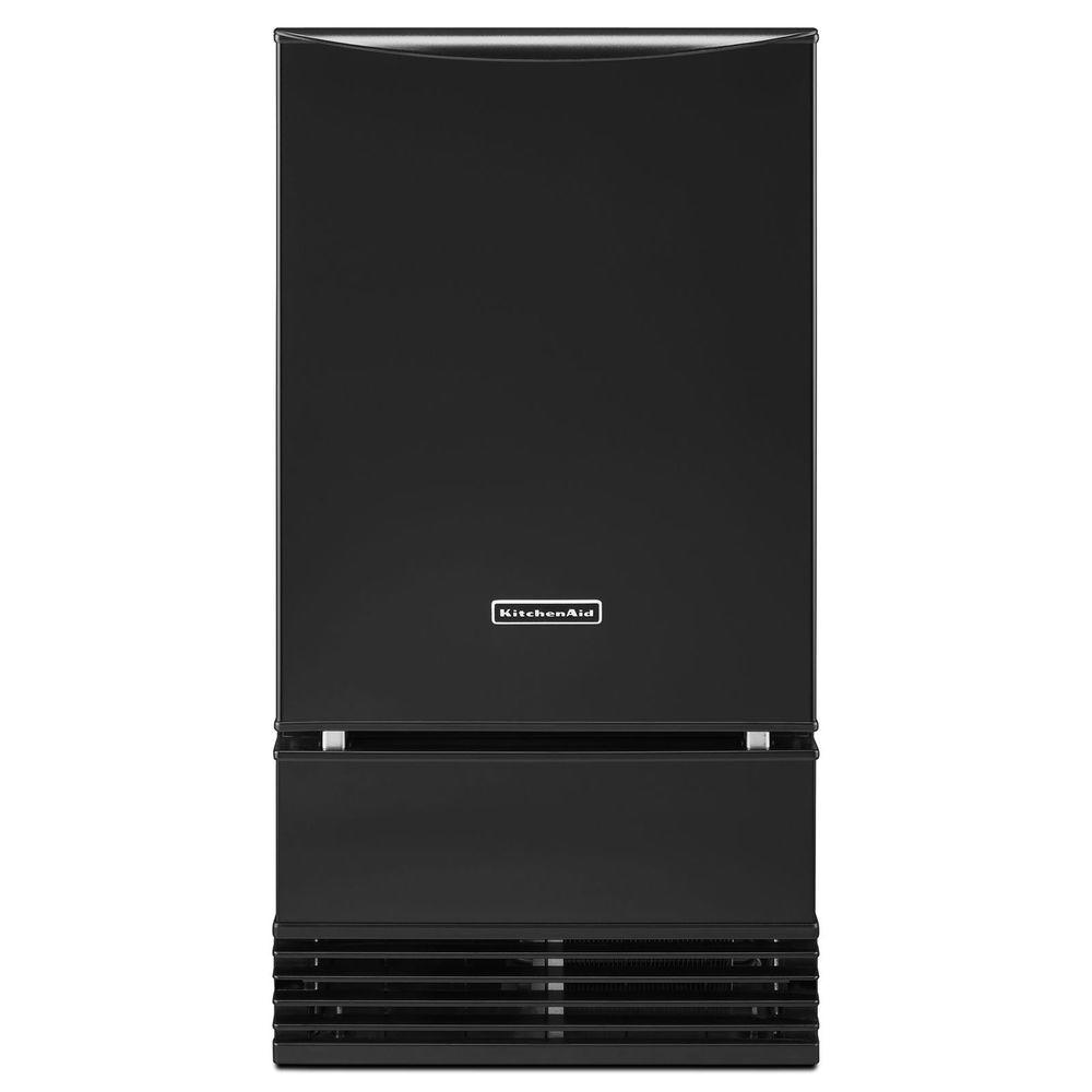 Kitchenaid 18 In 50 Lb Freestanding Or Built In Icemaker