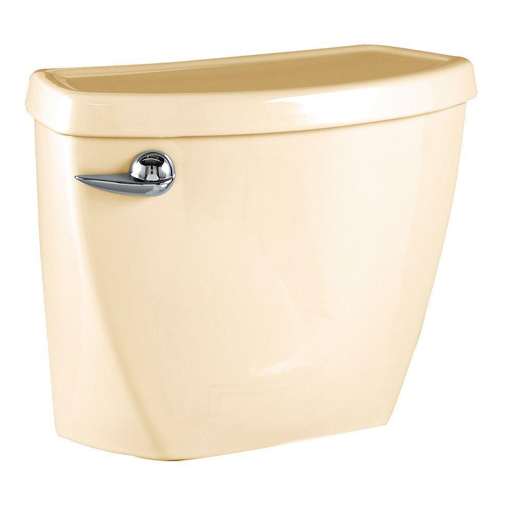 Cadet 3 1.6 GPF Toilet Tank Only in Bone