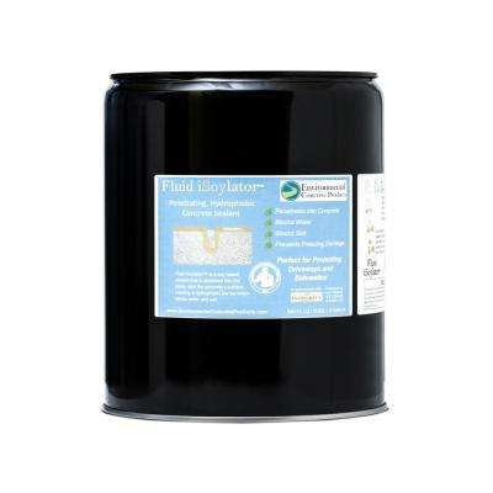 40 lb. 5 Gal. Fluid iSoylator Concrete and Masonry Sealer