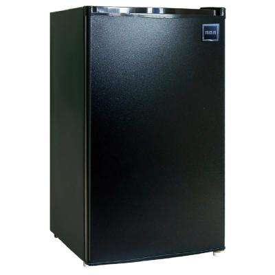 4.6 cu. ft. Mini Refrigerator in Black