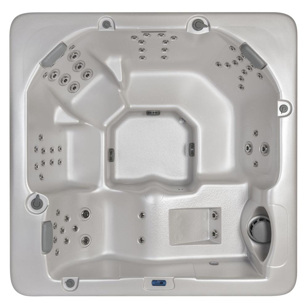 Summit Hot Tubs Arosa 6-Person 60-Jet with Lounger-DISCONTINUED