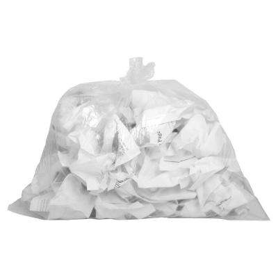 10 Gal. Clear Trash Can Liners (500-Count)