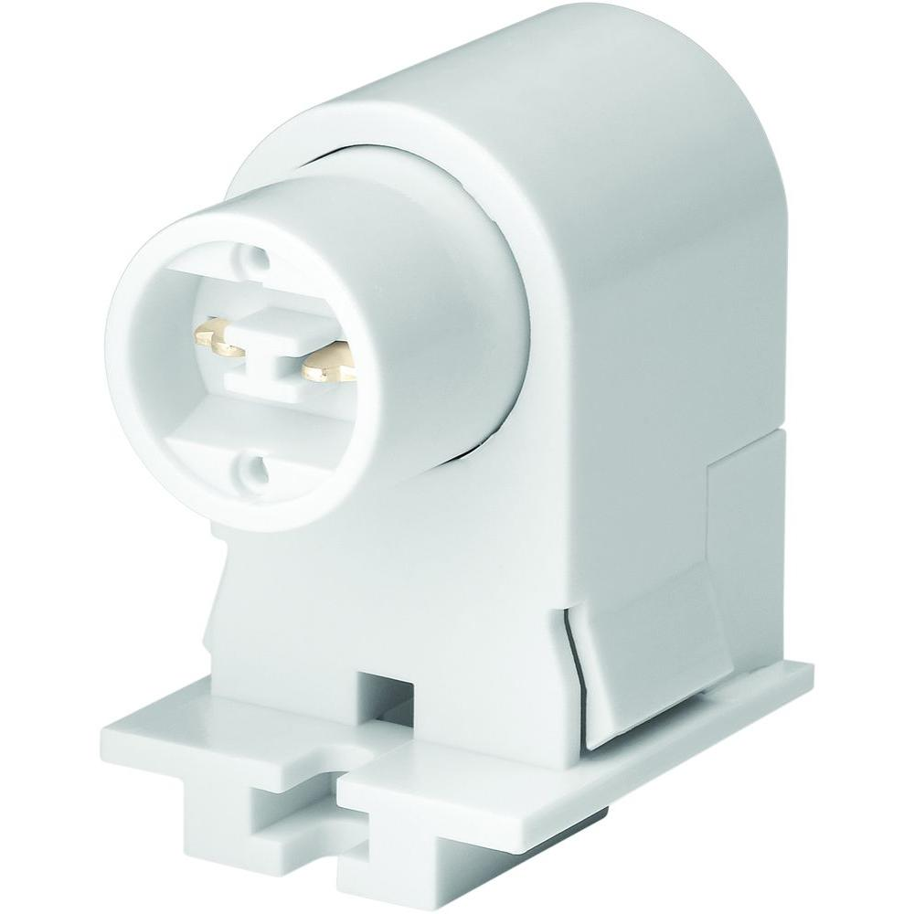 Leviton 3-Way Socket Lamp Holder-R50-07090-0PG - The Home Depot for Electric Bulb Holder  103wja