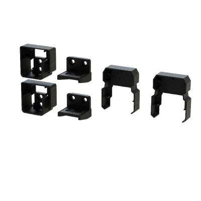 Tristan Satin Black Level Bracket Kit