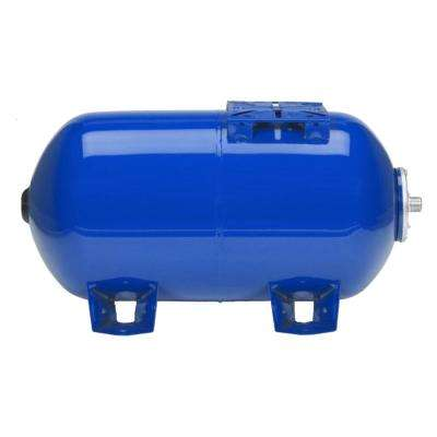15.8 gal. 30 psi Pre-Charged Horizontal Pressure Tank 145 psi