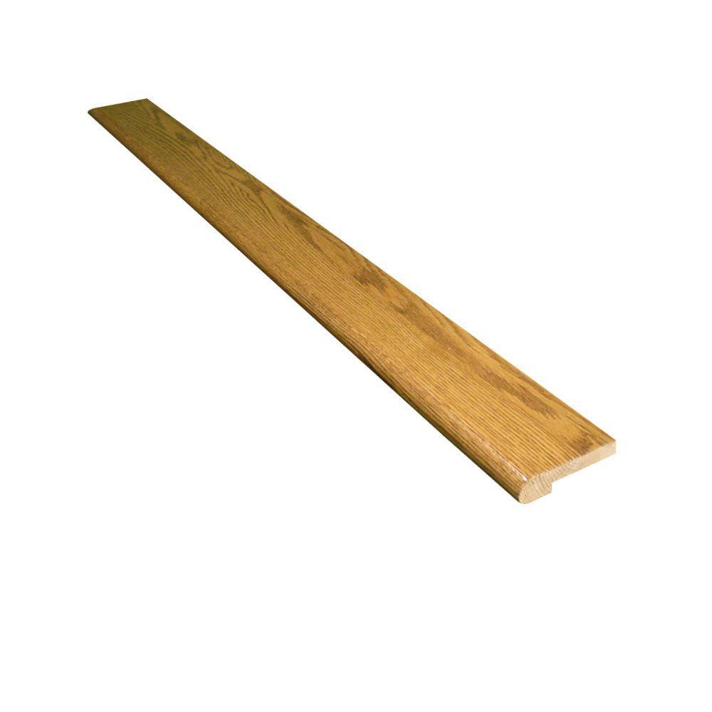 Stairtek 1 In X 3 5 In X 48 In Prefinished Marsh Red Oak
