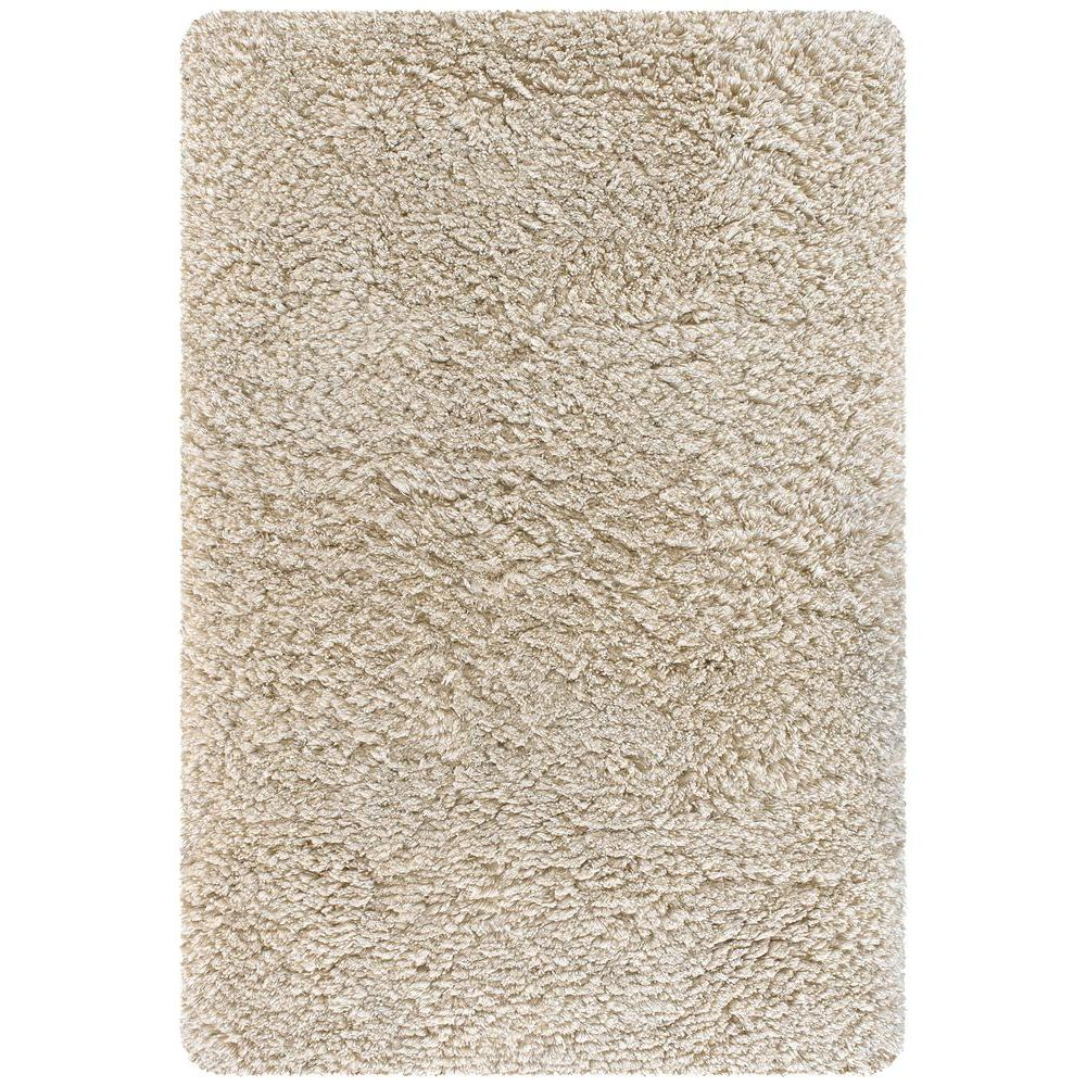 Chandra Ambiance Ivory 7 ft. 9 in. x 10 ft. 6 in. Indoor Area Rug