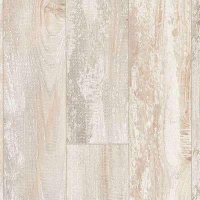White Scratch Resistant Laminate Wood Flooring Laminate