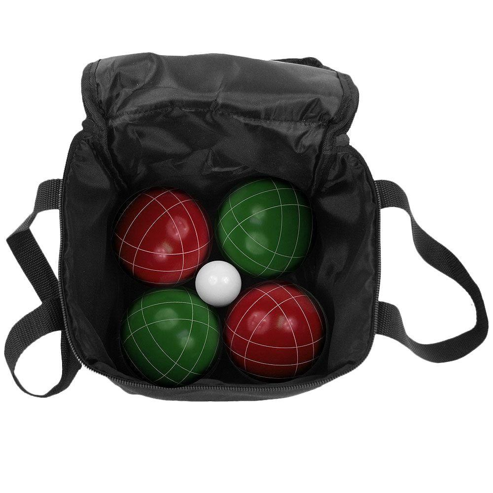 Trademark Games 90 mm Bocce Set with Carrying Case