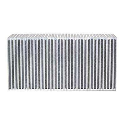 Vertical Flow Intercooler Core 22in. W x 11in. H x 6in. Thick