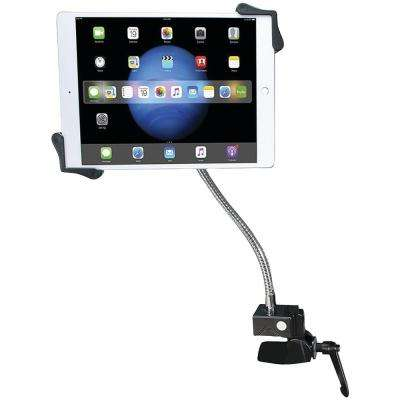 Heavy-Duty Gooseneck Clamp Stand for 7 in. - 13 in. Tablets