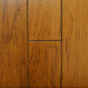 Millstead Hickory Golden Rustic 3 8 In Thick X 4 3 4 In