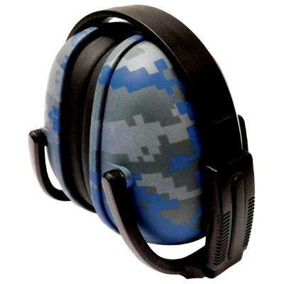 239 Folding Earmuff NRR 23dB Digital Blue Camo