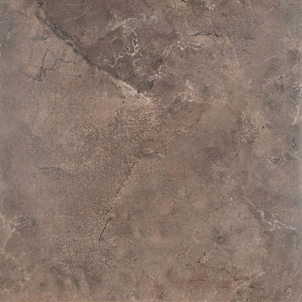 MS International Lagos Azul 18 in. x 18 in. Glazed Polished Porcelain Floor and Wall Tile (13.5 sq. ft. / case)