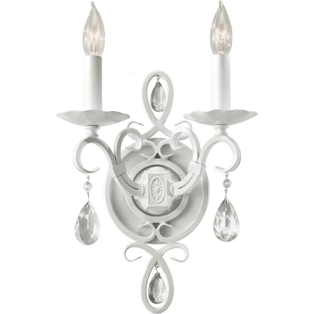 Upc 014817498479 murray feiss wb1227sgw semi gloss white chateau upc 014817498479 product image for feiss wall mounted lighting sconces chateau blanc 2 light aloadofball Images