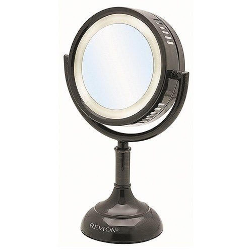 Revlon 6 In X 13 In Timeless Beauty Lighted Mirror