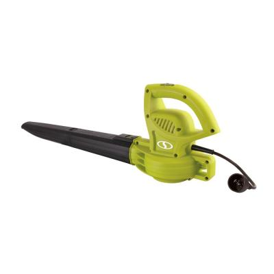 155 MPH 200 CFM 6 Amp Electric Handheld Leaf Blower