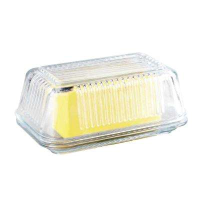 3.9 in. x 6.6 in. Butter Dish